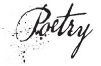 MARCH 21ST!!! WORLD POETRY DAY!!